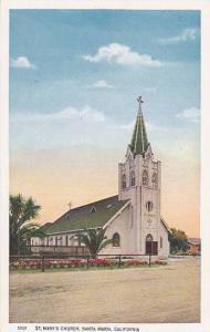 St. Mary's Church, Santa Maria, California, 00-10s