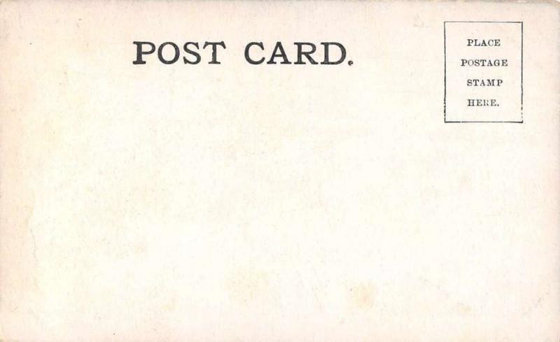 Music Master Play Herr Von Barwigs Dinner Party Antique Postcard J45870