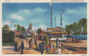 Chicago World's Fair , 1930s ; Enchanted Island