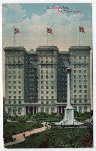San Francisco, Cal., St. Francis Hotel