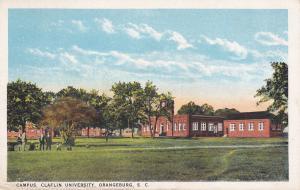 ORANGEBURG, S. C., 10-20s; Campus #2 , Claflin University [Black College]