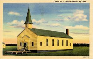 KY - TN: Fort Campbell Chapel No. 1