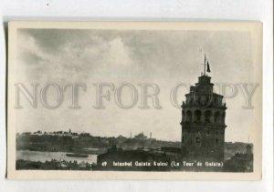 3147454 TURKEY ISTANBUL Galata Kolesi Vintage photo postcard