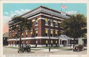 Indiana Elkhart Municipal And Superior Court Building
