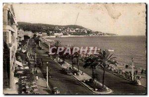 Old Postcard Nice Promenade des Anglais
