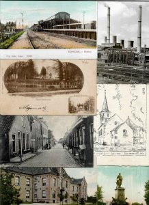 Netherlands Schiedam Meerkerk Volendam And More Lot of 66 Postcards 01.06