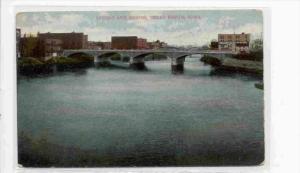 Second Avenue Bridge, Cedar Rapids, Iowa, 1900-1910s