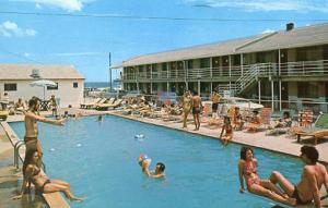 NJ - Point Pleasant Beach, White Sands Motel