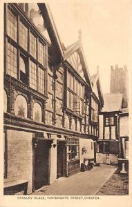 Stanley Place, Watergate Street Chester