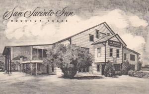 San Jacinto Inn Houston Texas