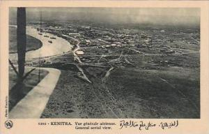 Morocco Kenifra General aerial view 1920-30s