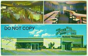 St Clairs Plaza Cafeteria & Cocktail Lounge, Pompano Beach