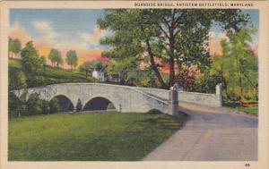 Burnside's Bridge Antietam Battlefield Maryland
