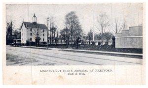 Connecticut   Hartford ,  State Arsnel