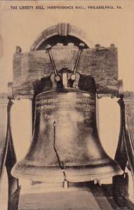 The Liberty Bell Independence Hall Philadelphia Pennsylvania