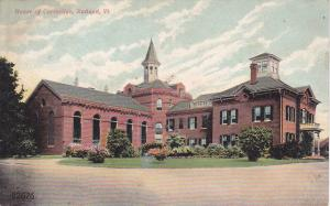 RUTLAND, Vermont, 1900-1910s; House Of Correction