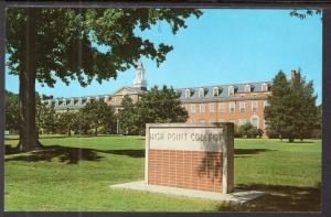 High Point College,High Point,NC