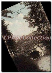 Postcard Old Bridge Bacqueville-en-Caux