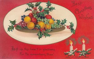 Best CHRISTMAS wishes  , 1900-10s ; Clapsaddle