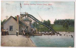Bathing Pavilion, Whalom Park MA