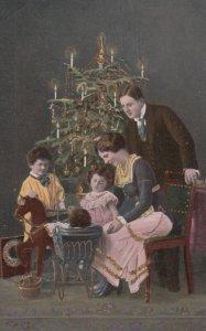 CHRISTMAS Tree & Family , 00-10s