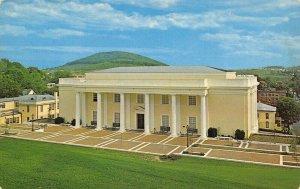Staunton Virginia~Mary Baldwin College~Martha Stackhouse Grafton Library~1950s
