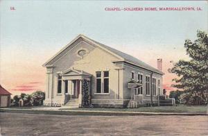 Iowa Marshalltown Chapel Soldiers Home