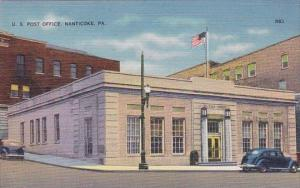 Pennsylvania Nanticoke U S Post Office