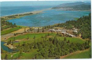 Salishan Lodge Gleneden Beach Oregon OR 1966