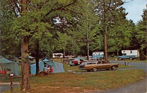RV Parks/Campgrounds/Trailer Parks Camping at Parker Dam Penfield, Pennsylvan...