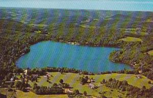 New York Deposit Aerial View Oquaga Lake
