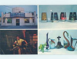 Pre-1980 GLASS FACTORY Ciudad Juarez Mexico ho8044