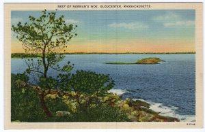 Gloucester, Massachusetts, Reef Of Norman's Woe