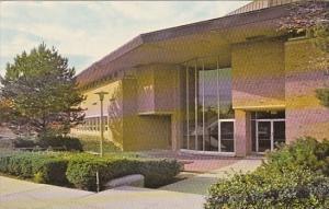Fine Arts Center Calvin College Grand Rapids Michigan