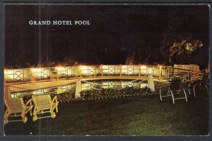 Swimming Pool,The Grand Hotel,Mackinac Island,MI Bin