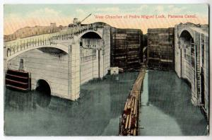 West Chamber of Pedro Miguel Lock, Panama Canal