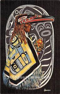 British Columbia Indians, The Shaman, Medicine Man Unused