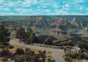 Arizona Grand Canyon North From Verkamp's