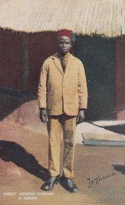 Sierra Leone Forest Ranger Fogbawa A Konno , 00-10s TUCK