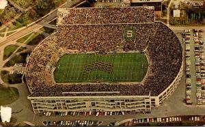 Michigan East Lansing Spartan Stadium Michigan State University