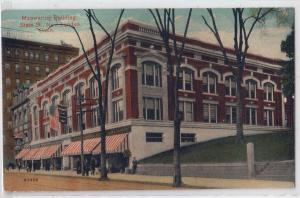 Manwaring Building, State St., New London CT