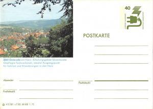 GG11691 Osterode am Harz Erholungsgebiet Soesestaussee Gesamtansicht