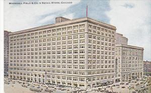 Illinois Chicago Marshall Field Retail Store