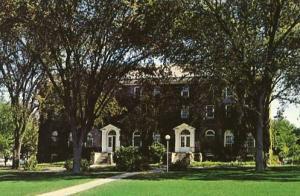 RI - Providence, University of Rhode Island, East Hall