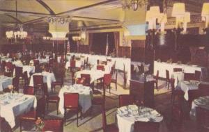 English Room Dining Room Interior Kugler's Chestnut Street Restaurant Philade...