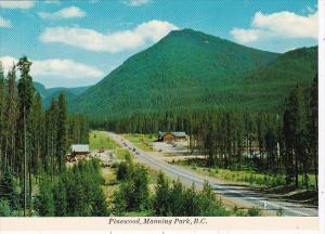 Canada British Columbia Pinewoods Lodge In Manning Park