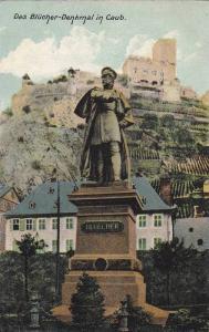 CAUB , Germany , 00-10s ; Das Blucher-Denkmal