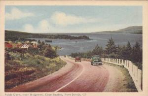 View of Aulds Cove, near Mulgrave, Cape Breton, Nova Scotia, Canada, 00-10s