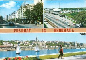 Serbia, Pozdrav Iz Beograda, Greetings from Belgrade
