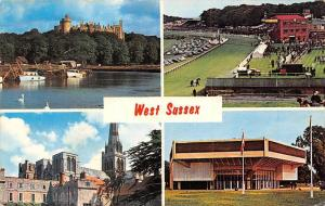West Sussex Arundel Castle Chichester Cathedral Boats Cathedral